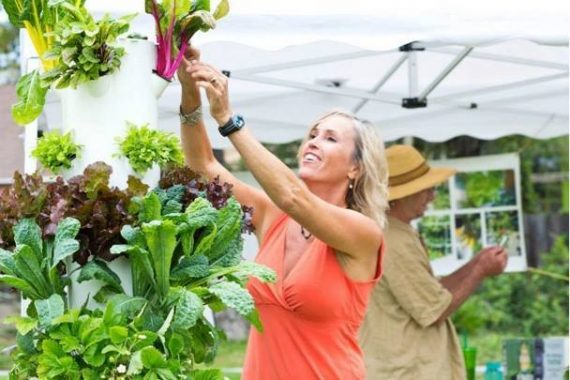 A Dozen Ways That Gardening Might Save Your Life and the Planet!