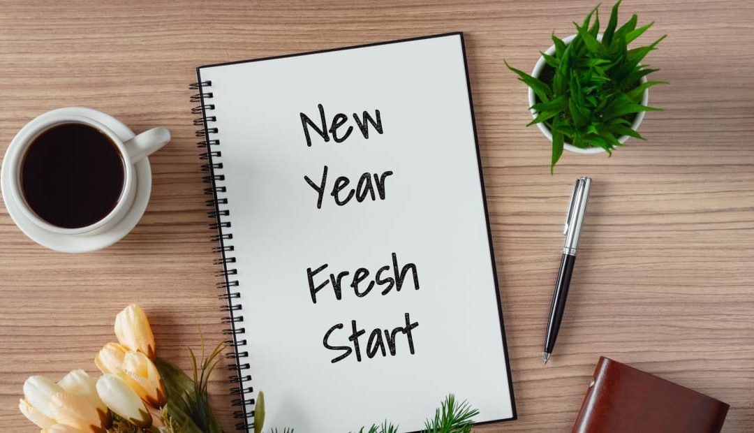Five Ways to Keep Your New Year's Resolutions Alive All Year