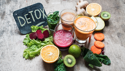 Three Ways to Support Your Body in Detoxification
